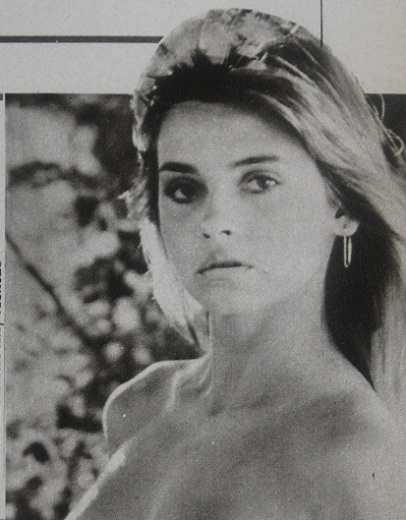 Dawn Dunlap (photo datable entre 1979 et 1982)